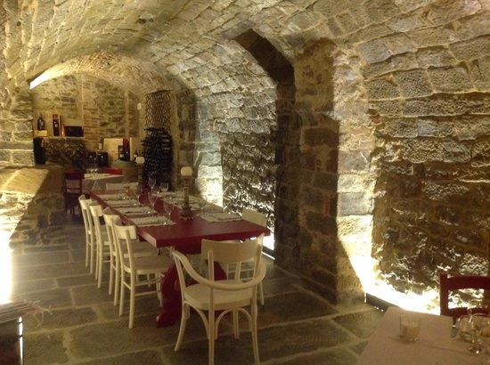 Ad Braceria : Sala etrusca