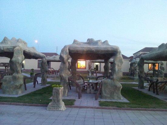 Novxani, Azerbaiyán: Diana Restaurant