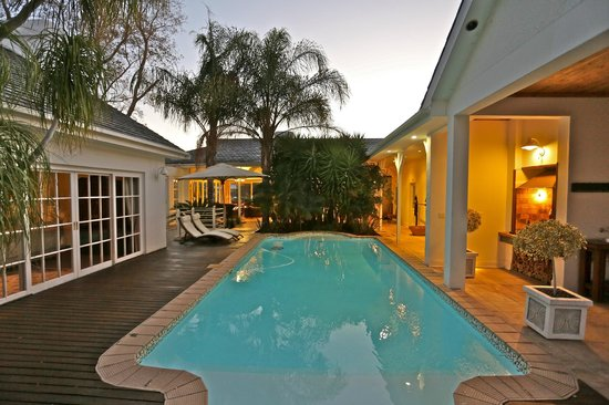 Belvedere Boutique Hotel: Swimming pool