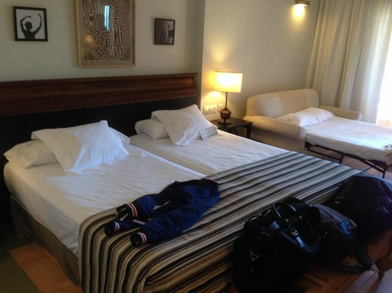 Hotel Vincci Seleccion Estrella del Mar: Beds