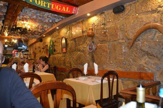 Ora Viva Restaurante: Ora Viva Porto - Salle