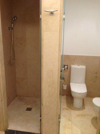 Hotel Vincci Seleccion Estrella del Mar: shower