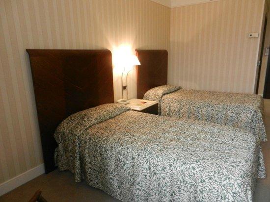 Conference Florentia Hotel: Кровати