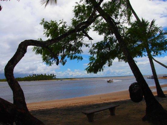 Pousada Horizonte Azul: Boca da barra