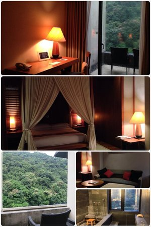Volando Taipei Urai Spring Spa & Resort : Inside the room