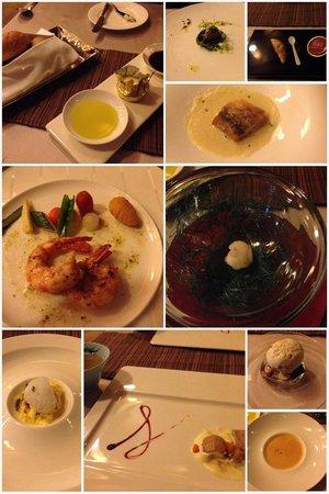 Volando Taipei Urai Spring Spa & Resort : Dinner at ABU restaurant