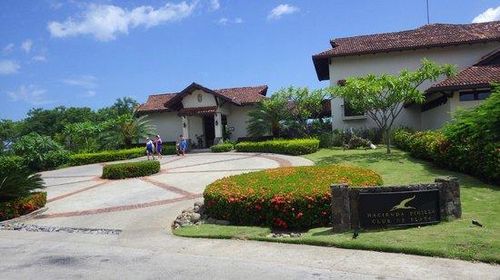 Hacienda Pinilla Beach Club Dining