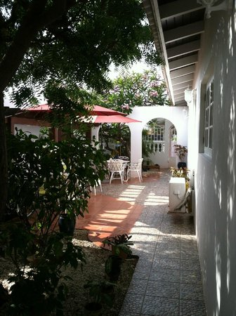 My Aruban Home : Courtyard