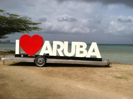 My Aruban Home: I love Aruba!