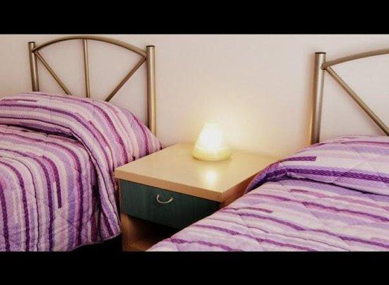 Hotel Residenza delle Alpi : Camera due letti singoli