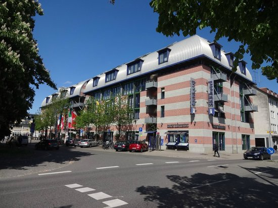 Seehotel Friedrichshafen: 外観です