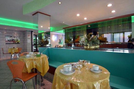 Hotel Residenza delle Alpi : Sala colazioni
