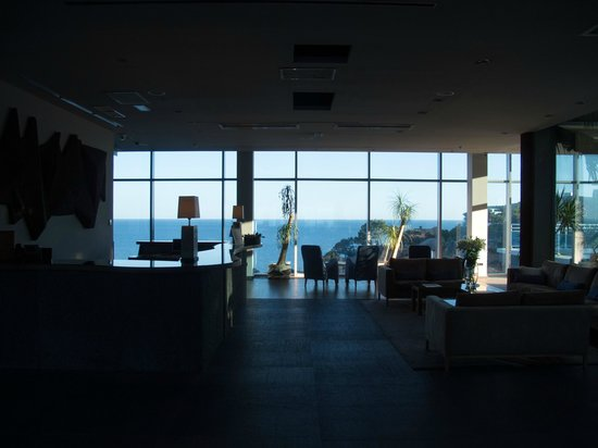 Hotel Bellevue Dubrovnik : Entrance lobby