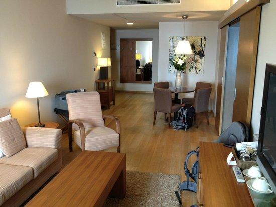 Hotel Bellevue Dubrovnik: Room 301 lounge 2