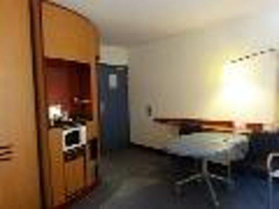 Novotel Suites Rouen Normandie : chambre 1