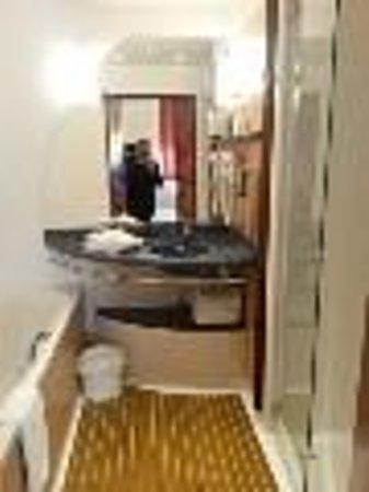 Novotel Suites Rouen Normandie : chambre 2