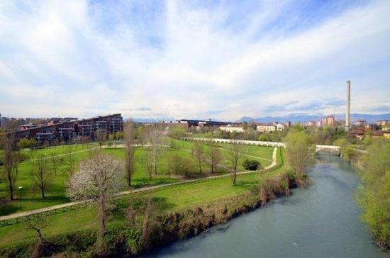 Hotel Residenza delle Alpi : Vista