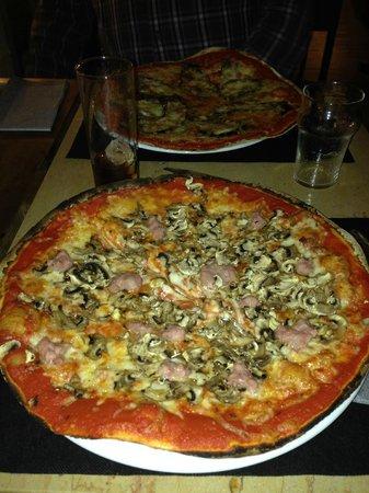Antica Pizzeria Don Vito : Pizza