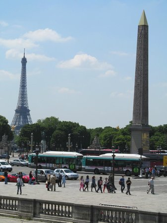 SANDEMANs NEW Europe - Paris : Interesting view