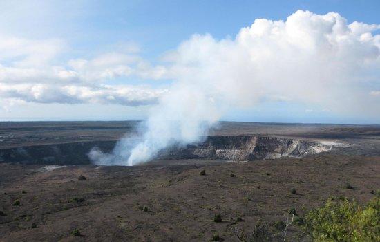 Lokahi Lodge: Volcano