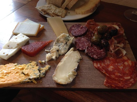 Sheridans Cheesemongers : Our version of the large cheese board