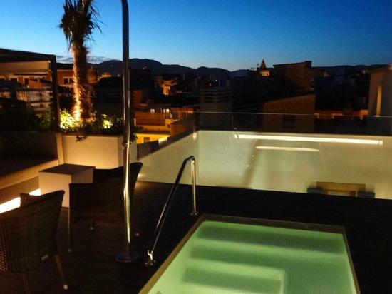 Palma Suites: rooftop