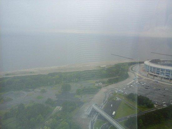 APA Hotel & Resort Tokyo Bay Makuhari: View from room