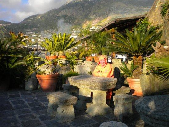 Hotel Parco Maria Terme : bar  vicino alle piscine