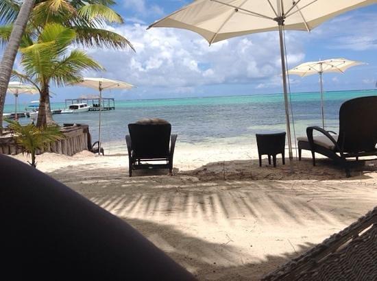 Matachica Resort & Spa: from the hammock