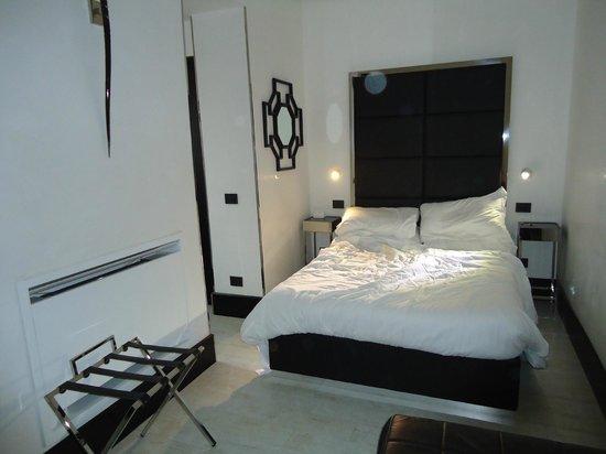 Hotel Siena: bedroom