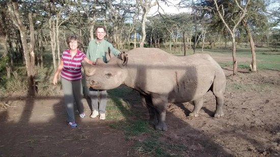 Africa Veterans Safaris - Day Tours: Rhino Baraka
