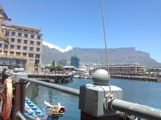 Cape Town Lodge : waterfront