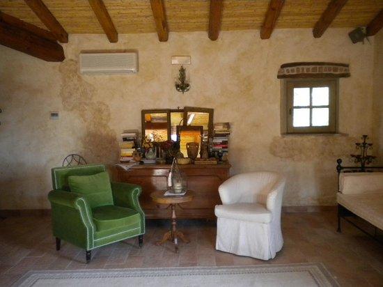 Hotel Stazzo Lu Ciaccaru : Reception