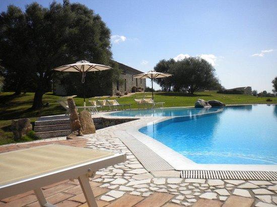 Hotel Stazzo Lu Ciaccaru : Pool