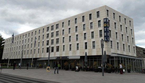 Welcome Hotel Darmstadt: l'hotel vu de l'exterieur