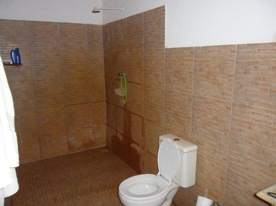 Pousada Rancho do Buna: Banheiro