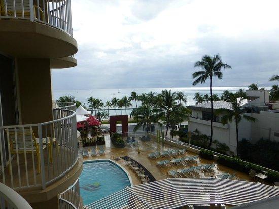 Aston Waikiki Beach Hotel: Room with a view