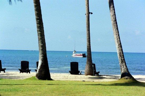 Copamarina Beach Resort & Spa: Bule water