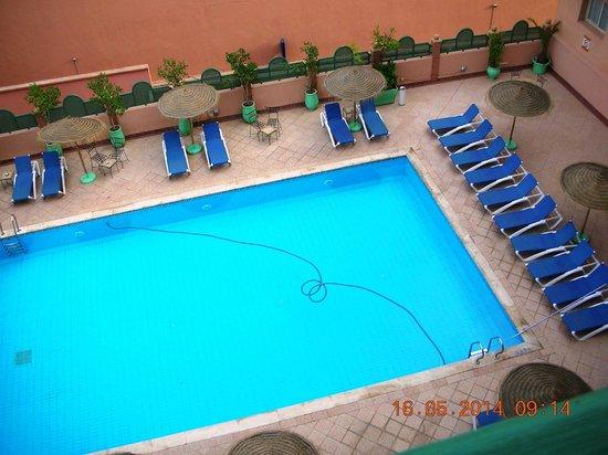 Mogador Opera: La piscina