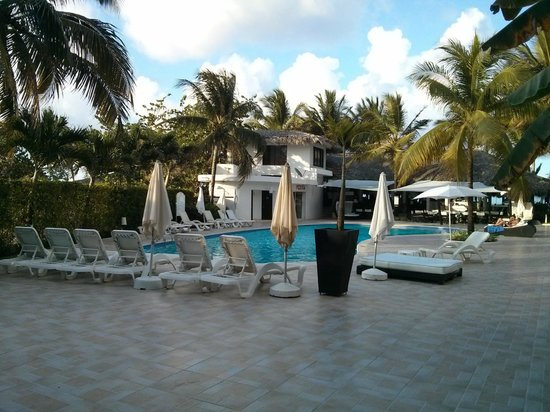 Viva Wyndham Tangerine: Quiet pool