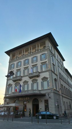 The St. Regis Florence : Hotel