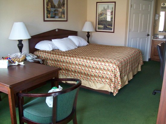 Quality Inn Trussville : Clean and Comfortable