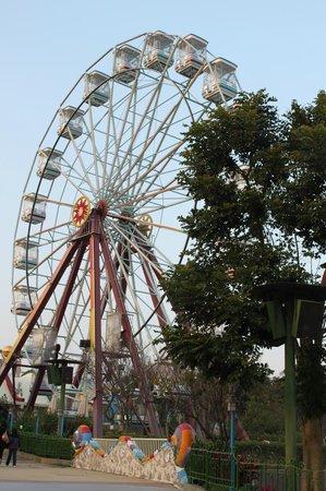 Lihpao Land: ferris wheel