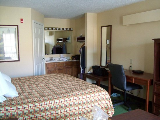 Quality Inn Trussville : All I need,