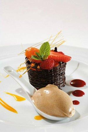 Hotel Girlanerhof: Dessert