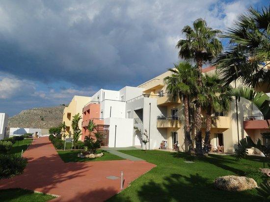 Lindos Mare Hotel : Kamers