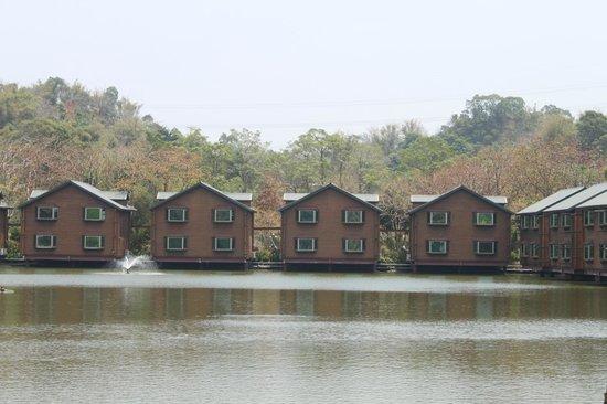 Nanyuan Resort, Lakeview : lakeside villa