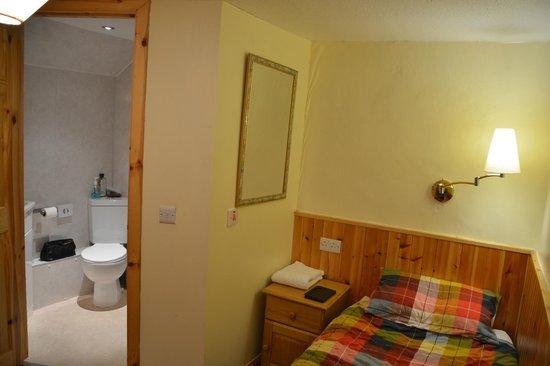 Port Askaig Hotel: Single room 'Staffa'