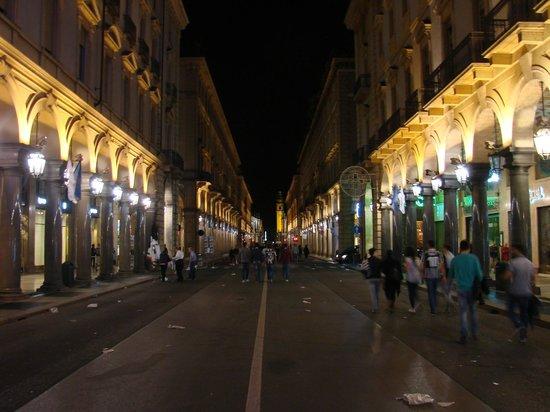 Via Roma Turin Picture Of Via Roma Turin Tripadvisor
