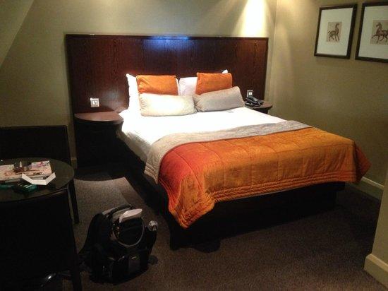 Radisson Blu Edwardian Grafton Hotel: bedroom double